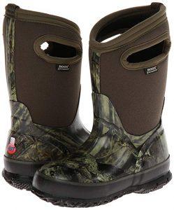Bogs Kids Classic High Waterproof Insulated Rubber Rain Boots