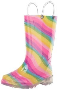 Western Chief Girls' Waterproof Rain Boots