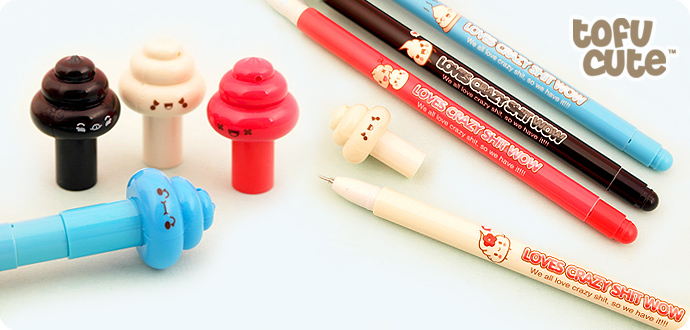 Poop pens