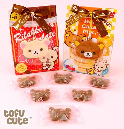 Znalezione obrazy dla zapytania chocolate RILAKKUMA