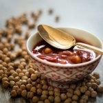 Schneller Kichererbseneintopf mit Paprika