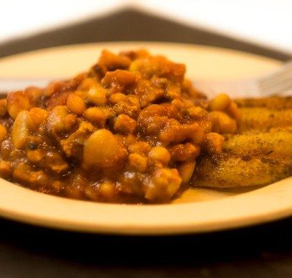 Baked Beans vegan