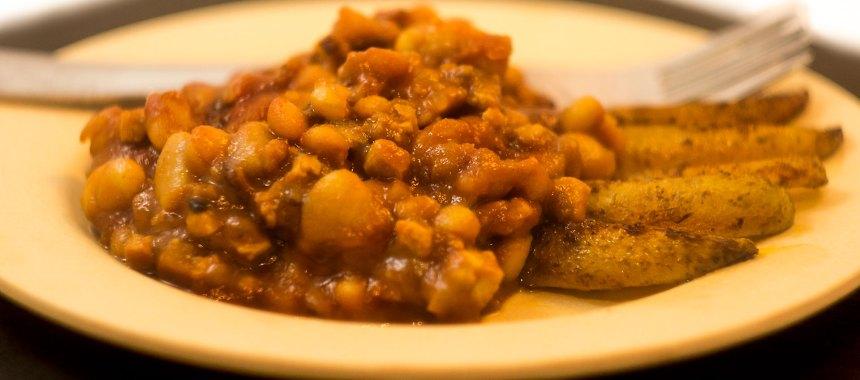 "Baked Beans vegan – nach ""Omas"" Originalrezept"