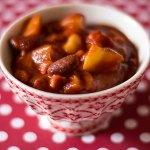 One-Pot-Stew - schneller Bohneneintopf