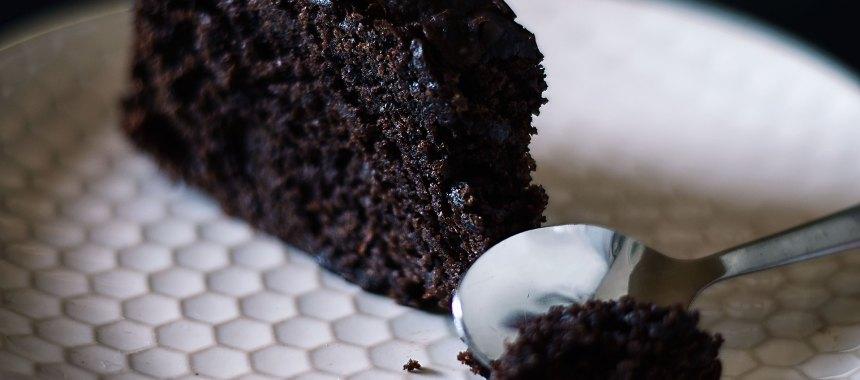 Veganer Schokoladenkuchen – schokoladiger geht´s nicht!