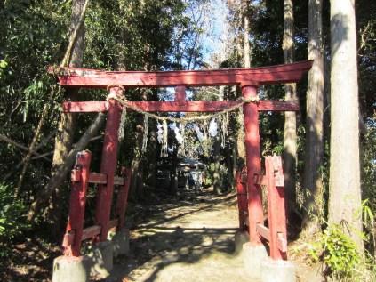厳島神社(桔梗弁天)①