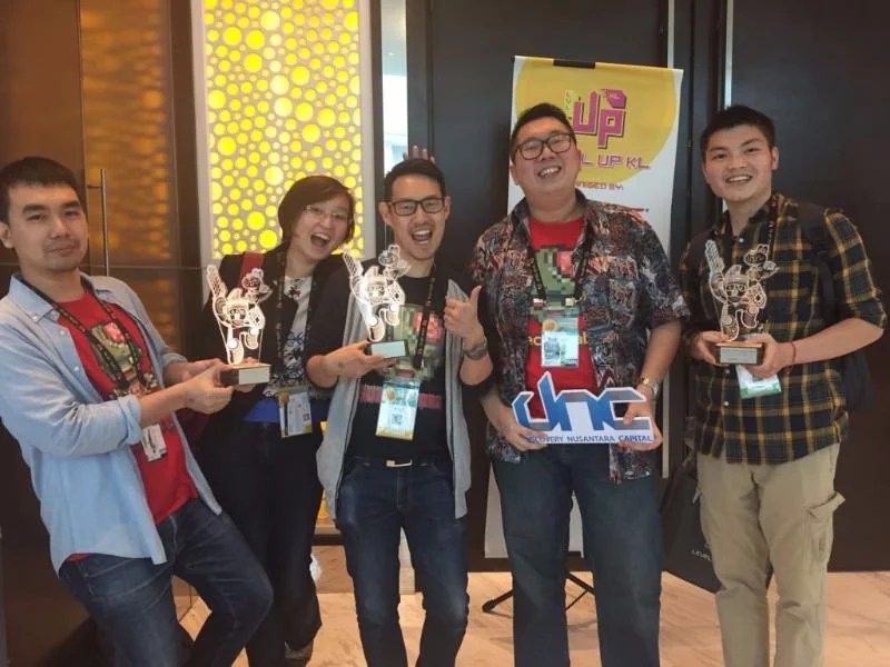 Toge Productions | SEA Games Award Levelup KL 2