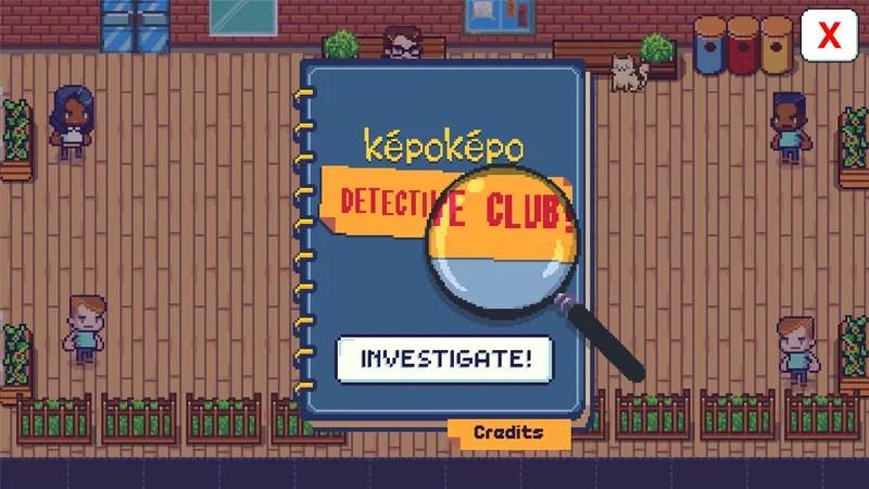 Kepo Kepo Detective Club