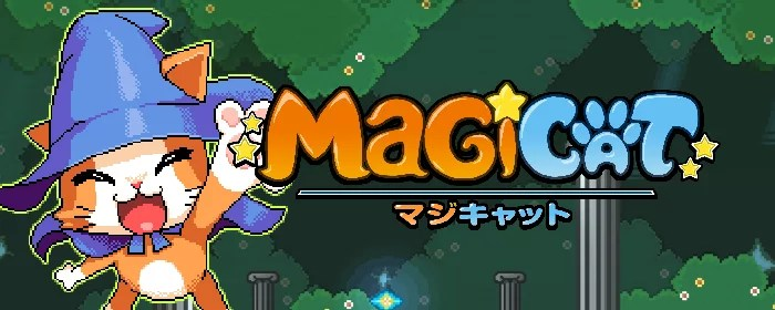 MagiCat is Out Now for Nintendo Switch!