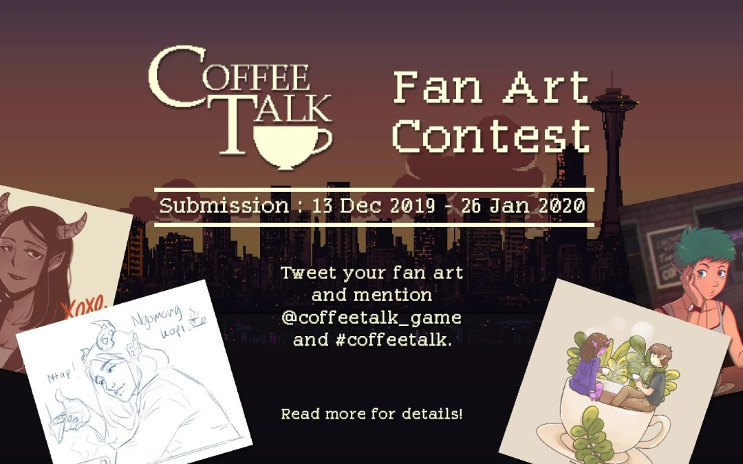 Coffee Talk Fan Art Contest
