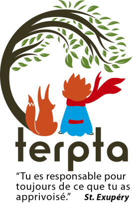 "TERPTA is an acronym derived from a quote taken from the novella Le Petit Prince [The Little Prince] written by the renowned French writer Antoine de Saint-Exupéry: ""Tu es responsable pour toujours de ce que tu as apprivoisé"" [You are responsible, forever, for what you have tamed]."