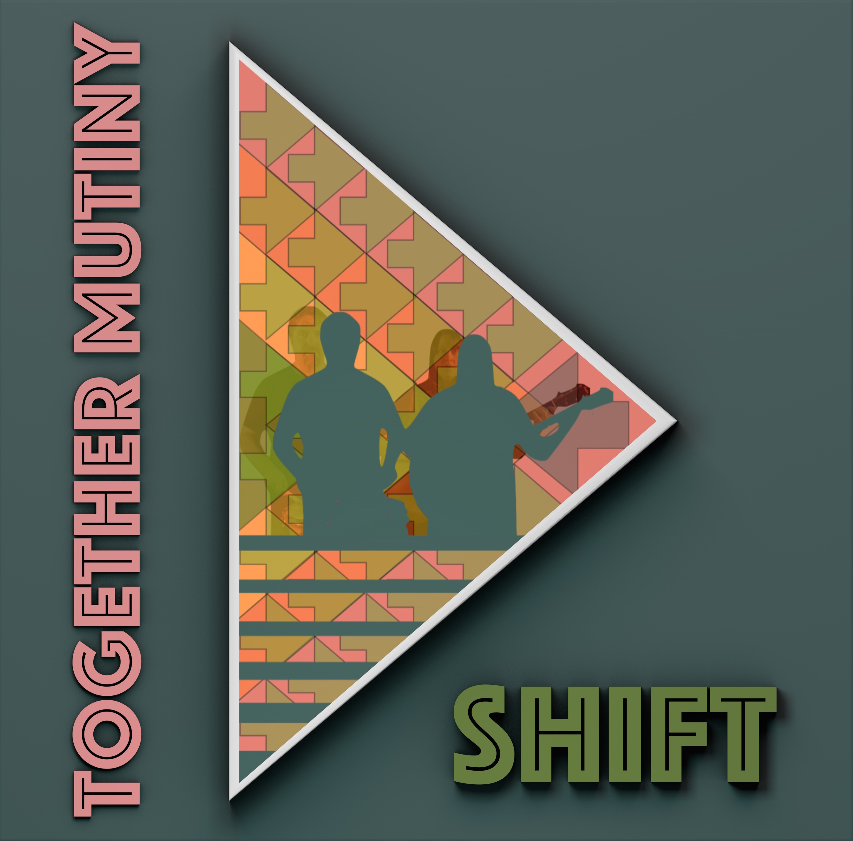 together mutiny shift green