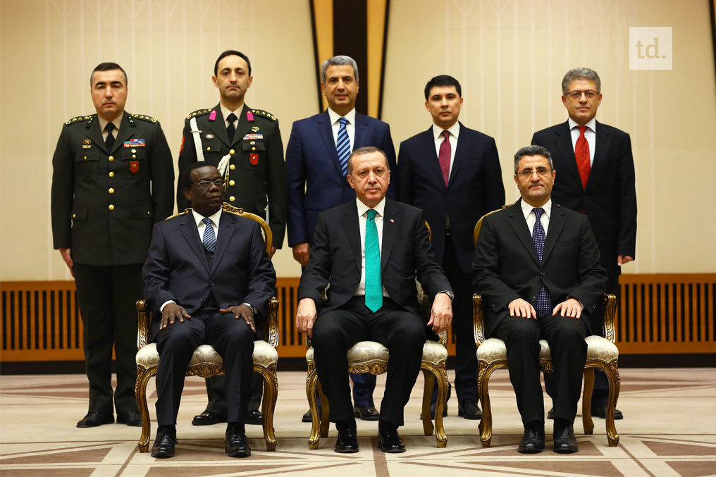 Nouvel ambassadeur du Togo en Turquie