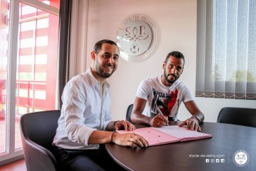 Officiel : Alaixys Romao rejoint le stade de Reims