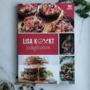 Lisa kookt koolhydraat arm koop simpel makkelijk koolhydraatarm boek sam foodblogger Lisa tennebroek gezonde recepten