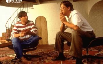 Bill Gates và Steve Jobs