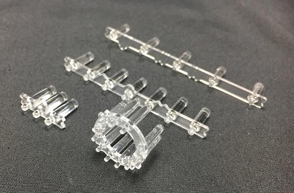 透明部品-アクリル-LED導光管