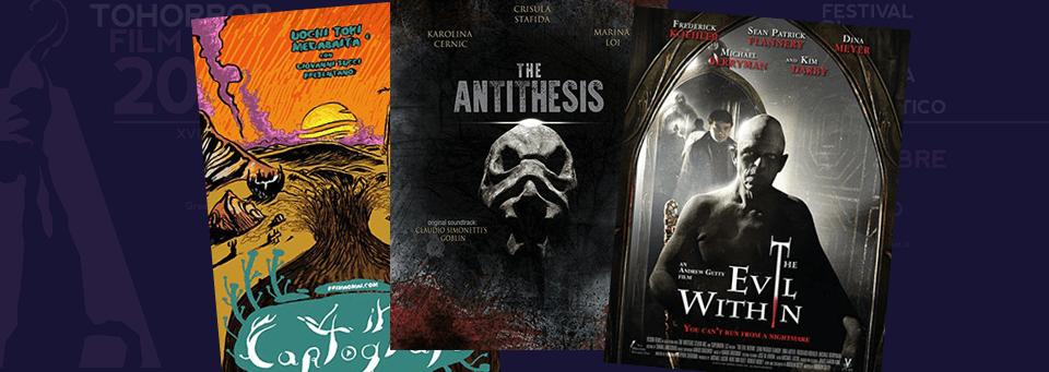TOHorror Film Fest 2017: Cinema Events