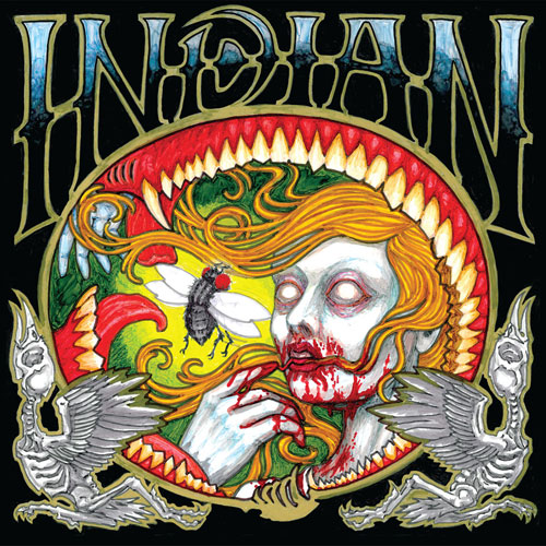 Indian - Guiltless - Relapse Records 2011