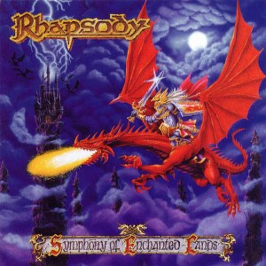 Rhapsody - Symphony of Enchanted Lands