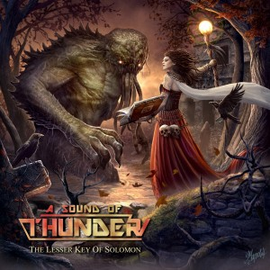 A Sound of Thunder - The Lesser Key of Solomon