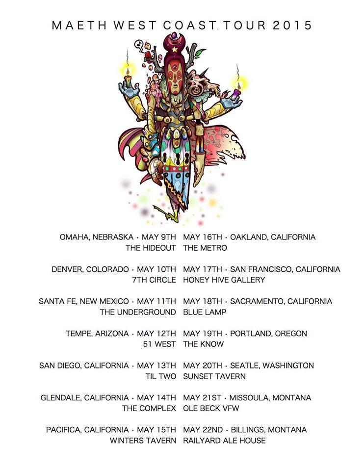 Maeth Tour