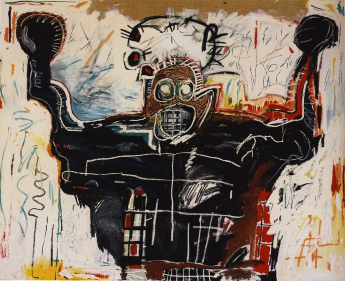 Boxer (Untitled) 1982 - Sold by Lars Ulrich in 2008 for #13.5 million.