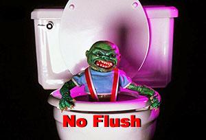 No-Flush