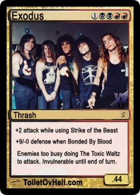 exodus card
