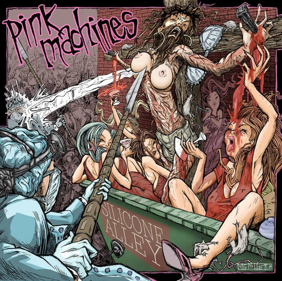 Pink Machines - Silicone Alley