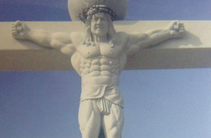 swole jesus