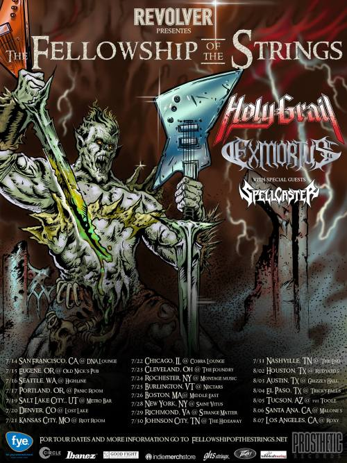 Exmort Tour