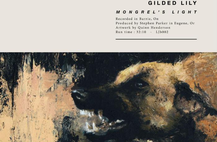 Gilded Lily Mongrels Light