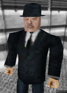 Oddjob: The Sweaty Wanker's Choice.