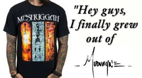 Meshuggah Sucks