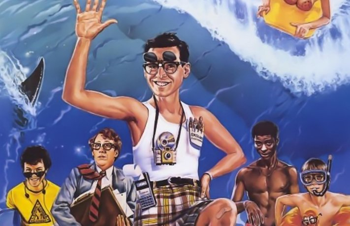 nerds in paradise