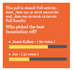 incantation-results