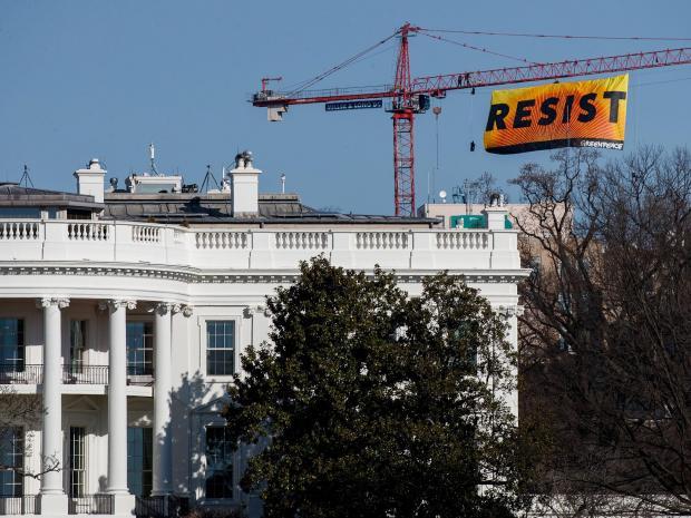 greenpeace resist