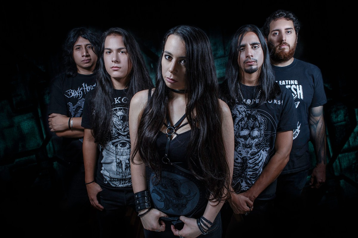 NMK Peru band melodeath