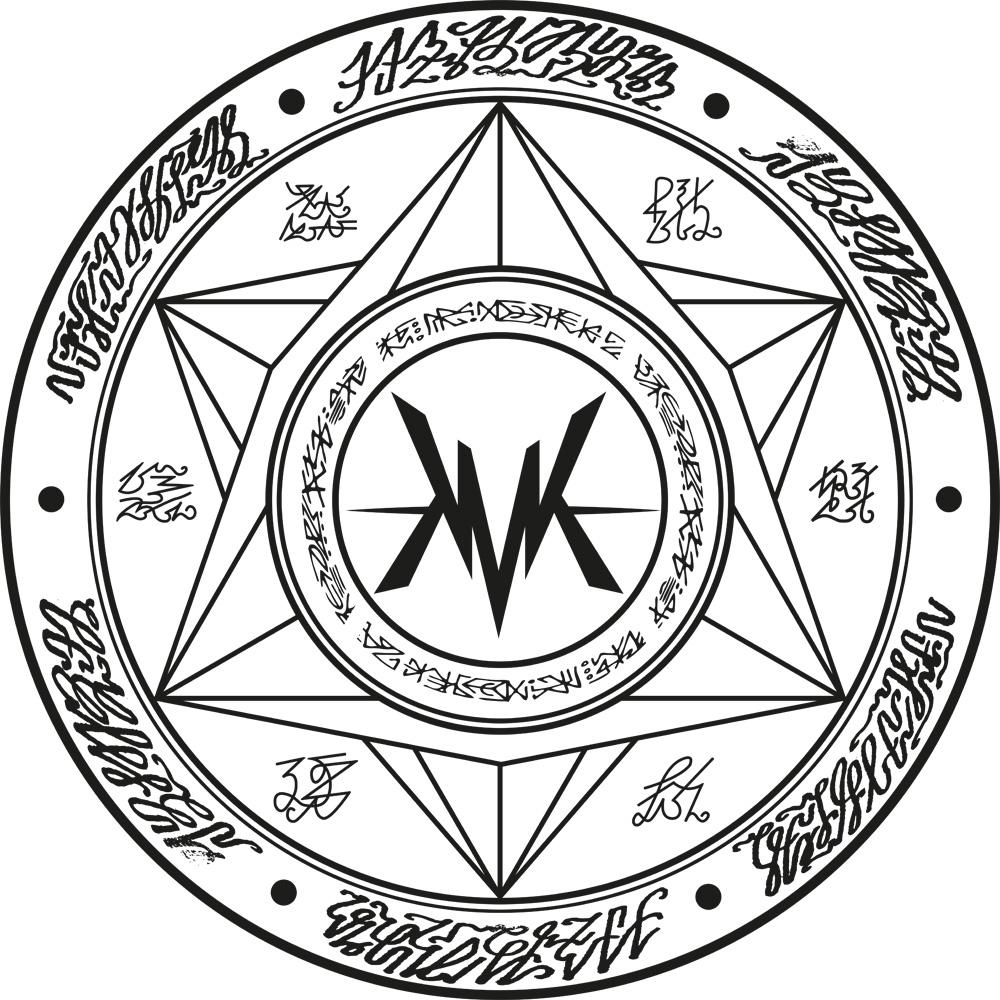 NMK logo emblem