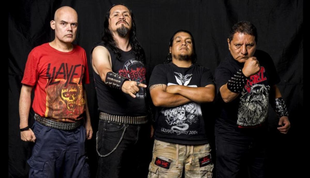 Hadez Peruvian death metal