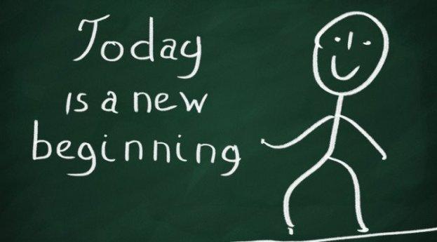 Κάθε τέλος....μια νέα αρχή!!!!