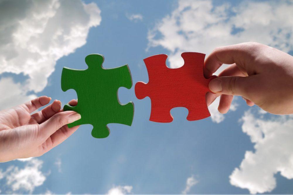puzzle conection