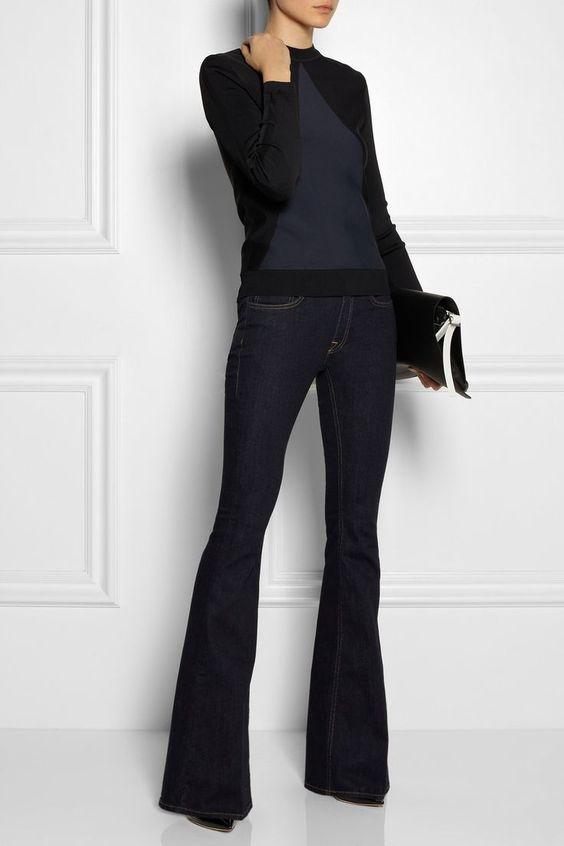 Flare jeans!!! Αυτός... ο μεγάλος μου έρωτας!!!