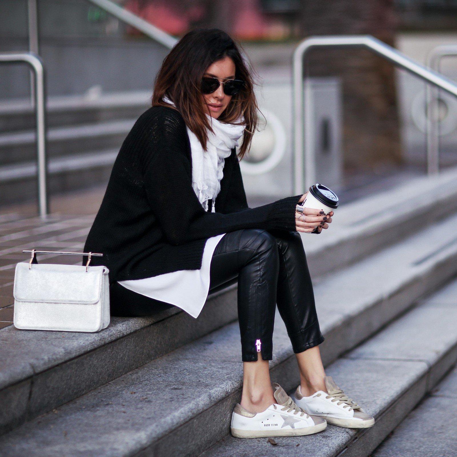 8 outfits με Sneakers που θα θέλεις σίγουρα να τα αντιγράψεις !