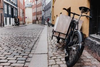Kopenhagen - kolesarjem prijazno mesto