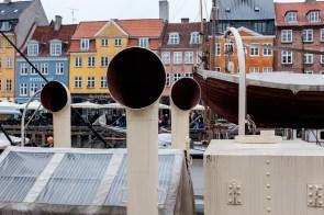 Pristanišče Nyhavn, Kopenhagen