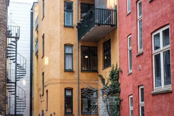 Danska arhitektura, Kopenhagen