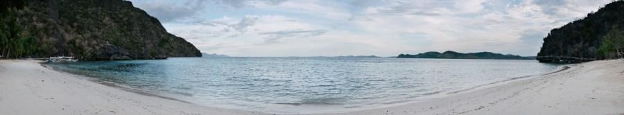 Otok Sangat v Coronskem zalivu, Palawan, Filipini