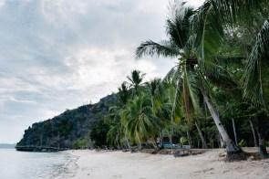 Plaža na otoku Sangat, Coron/Palawan, Filipini